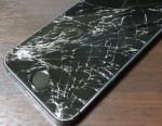 iPhone 5Sのディスプレイが、買って1ヶ月で早速破損した話